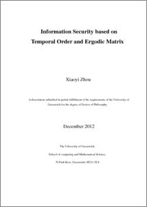 Phd thesis on digital watermarking